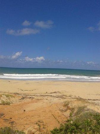 Minas Beach: praia