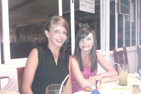 san miguel: Leanne & Sarah