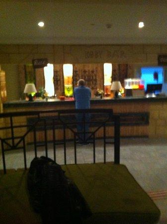 Houda Golf and Beach Club: Bar