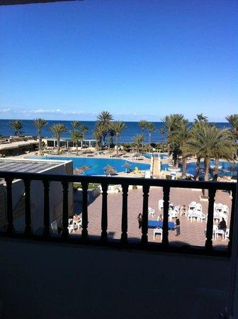 Houda Golf and Beach Club: Room View