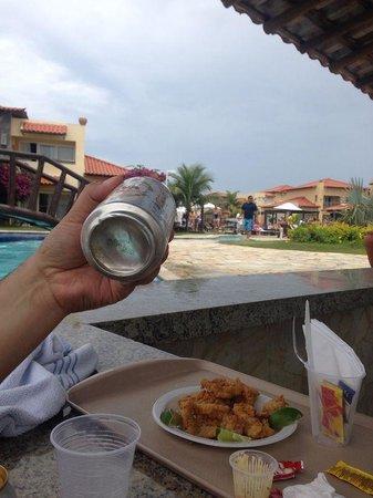 Blue Tree Park Búzios Beach Resort: cerveja vencida