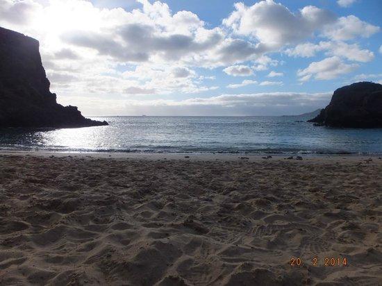 Bungalows Coloradamar: Furthest Papagayo beach, gorgeous!