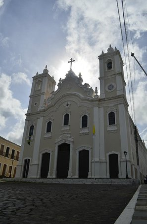 Matriz N S do Rosario Church