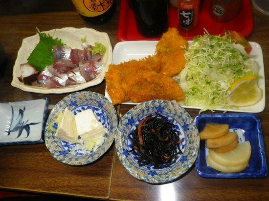 Futtsu, Japón: さすけ定食