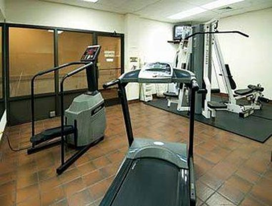 Ramada Gulfport : Workout Room
