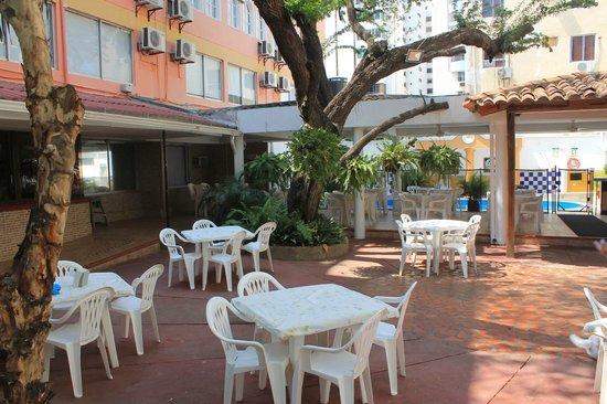 Hotel Edmar: Anexo do Lobby