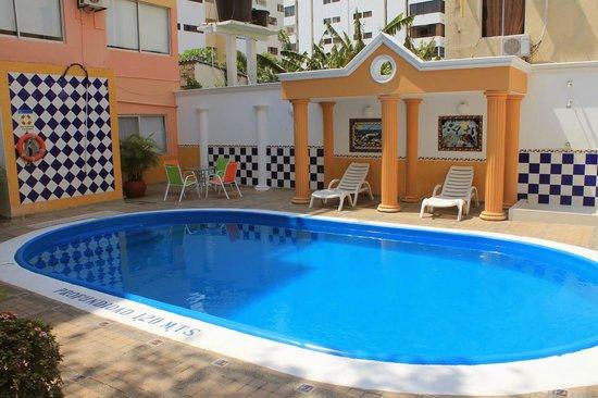 Hotel Edmar: Piscina