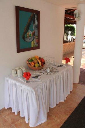 Hotel Edmar: Cafe da Manha