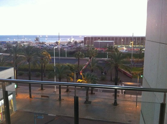 Hesperia Del Mar: Vistas