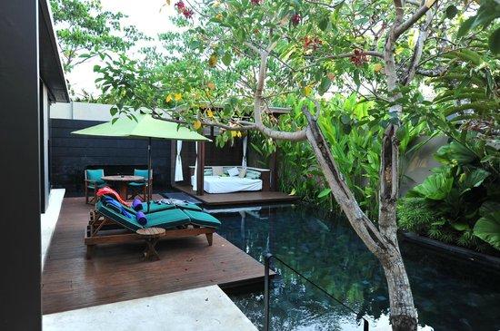 W Retreat & Spa Bali - Seminyak: private villa