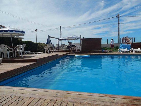 Hotel Tejas Rojas: pileta2