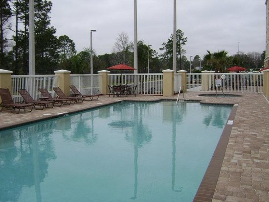 Holiday Inn Hotel & Suites Orange Park: Wind Down in our Hot Tub or Pool