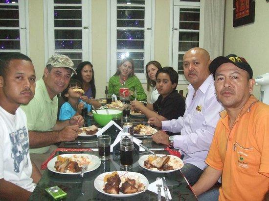 Sol de Miraflores: una cena con mis huespedes