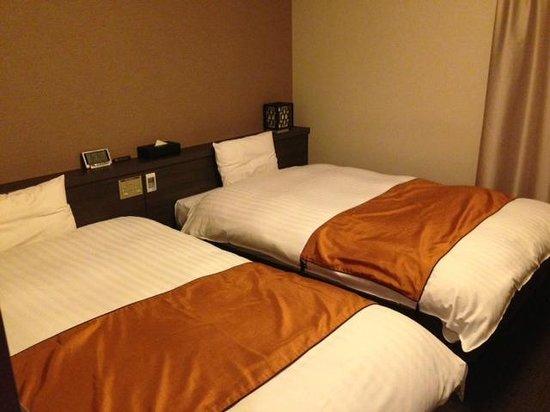 Hotel Dormy Inn Nagasaki: ツインルーム