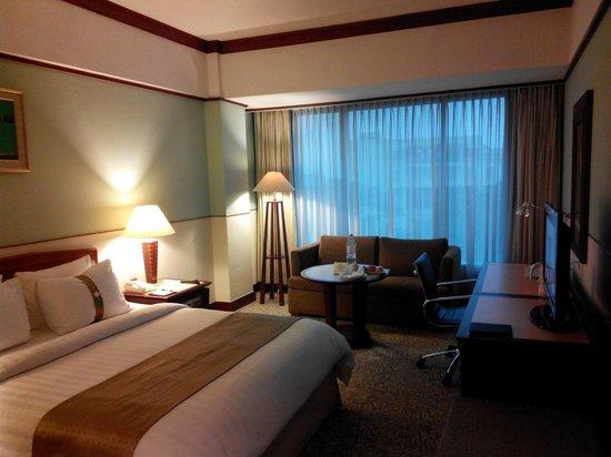 Holiday Inn Bandung: Guest room