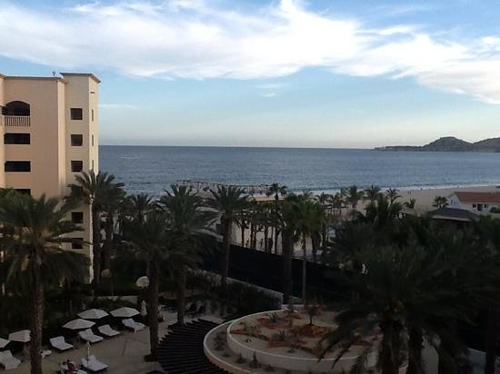 Hyatt Ziva Los Cabos: balcony view
