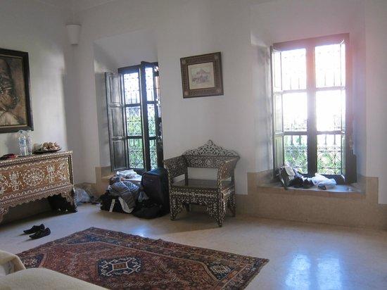 Riad Samarkand: My room
