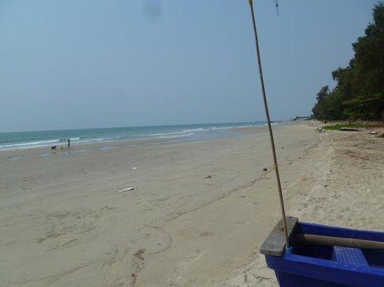 Sea Sand Sun Resort: Ban Phi beach