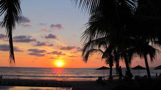 Casa de La Sirena: Sunset