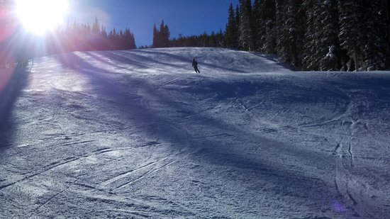 Copper Mountain: First Tracks