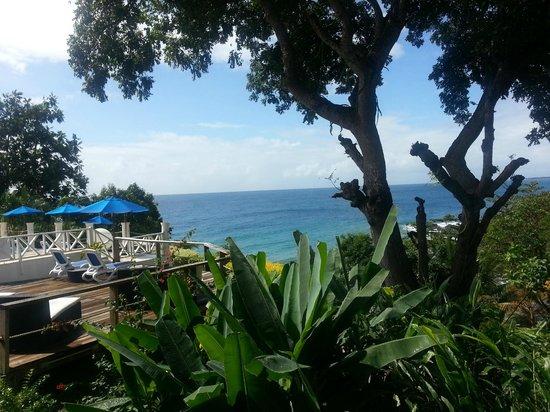 Bacolet Beach Club: room