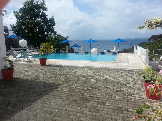 Bacolet Beach Club: pool