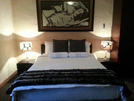 Fourways, Sudáfrica: Luxury Room