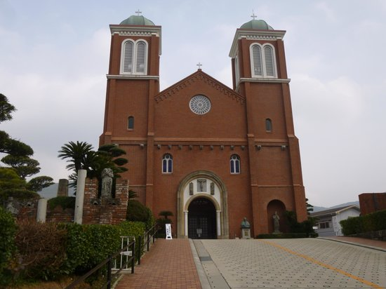 Urakami Cathedral: 浦上天主堂正面