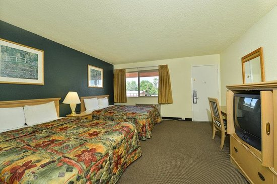 Americas Best Value Inn - Red Bluff: Two Double Standard