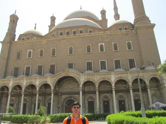 Mohamed Ali Mosque: Mezquita de Muhammad Alí