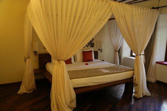 Essque Zalu Zanzibar : my amazing bed