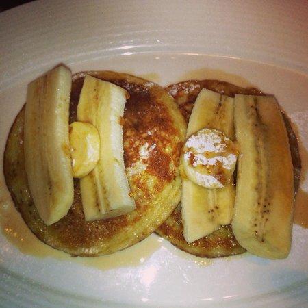 Gordon Ramsay Plane Food Restaurant: Pancakes