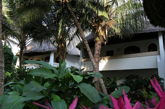 Essque Zalu Zanzibar : inside courtyard