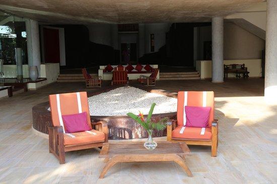 Essque Zalu Zanzibar : sitting area