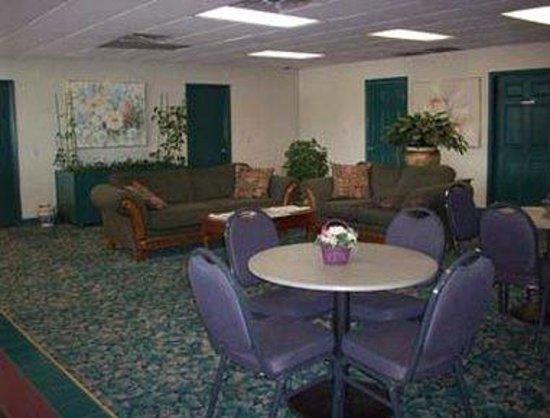 Knights Inn Murfreesboro: Lobby