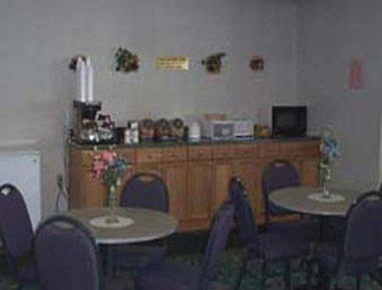 Knights Inn Murfreesboro: Breakfast Area