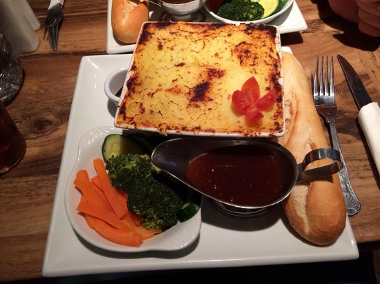 The Pheasant Restaurant & Pheasant Inn: Shepherd's Pie
