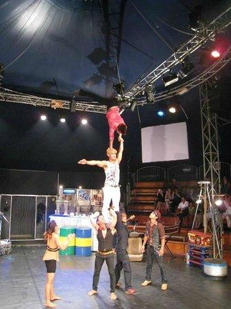 Phare, The Cambodian Circus: amazing!