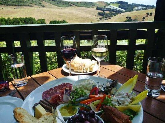 Stonyridge Vineyard: shared platter