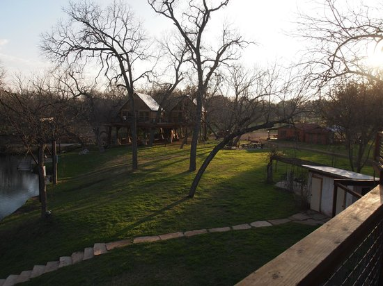 Geronimo Creek Retreat: Tranquility in the trees.