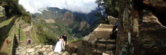 Peru Adventures Paradise Private Day Tours : Pap Adventures tour operator incatrail   To Machupicchu www.papadventures .com