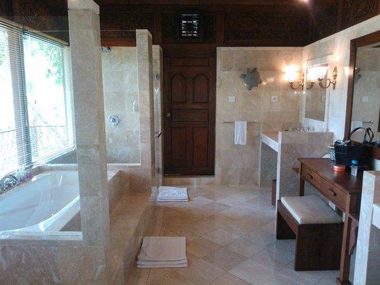 Ayung Resort Ubud: bathroom