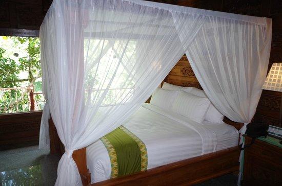 Ayung Resort Ubud: slept well