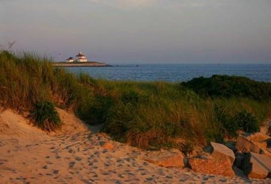 Watch Hill Court : Watch Hill Light House from Napatree Point