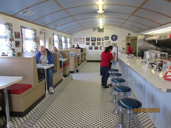 Route 62 Old Timer Diner: Now called Carla's Route 62 Diner
