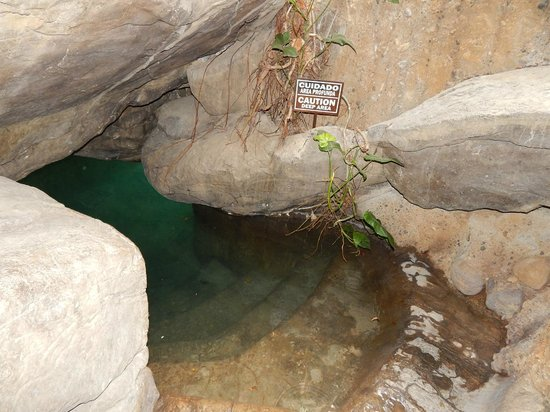 Hotel Playa Mazatlan : Cenote
