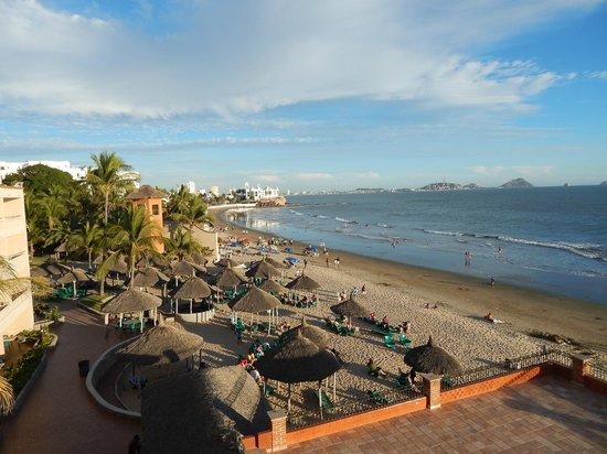 Hotel Playa Mazatlan: Terreza 1