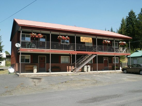 Pierce, ID: Outback Suites