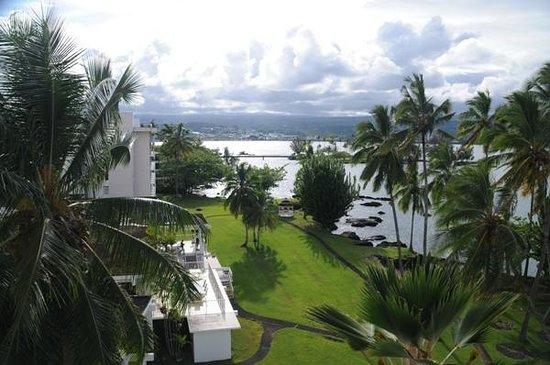 Hilo Naniloa Hotel: 部屋からの眺め