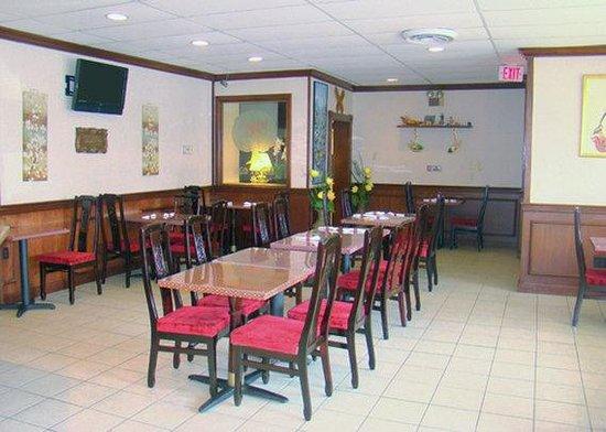 Quality Inn Skyline Drive: Restaurant